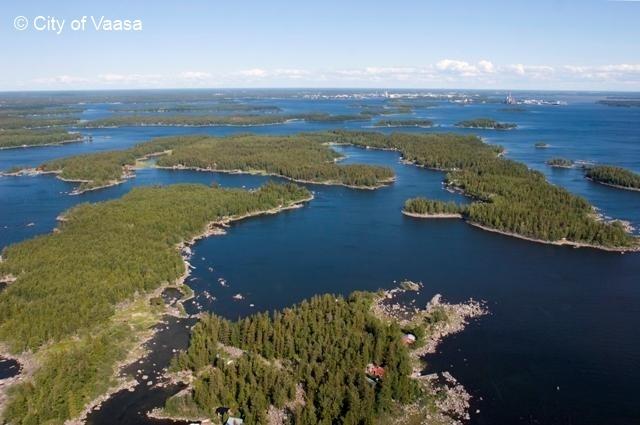 Archipelago @ Vaasa. www.visitvaasa.fi. Photo: Jaakko J Salo.