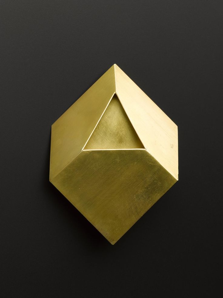 Brooch of gold: Italy, Padua, Giampaolo Babetto, 1976