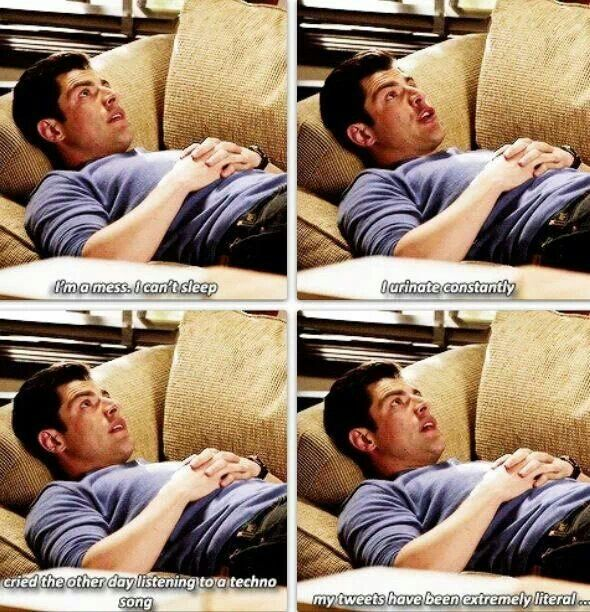 Oh how I love this Schmidt quote!!!!