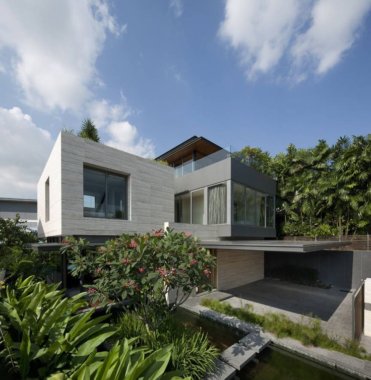 Gallery - Travertine Dream House / Wallflower Architecture + Design - 2