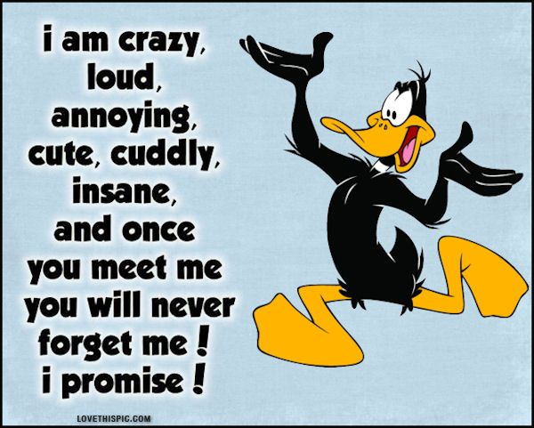 Daffy Duck Pictures, Photos, Images, and Pics for Facebook, Tumblr ...