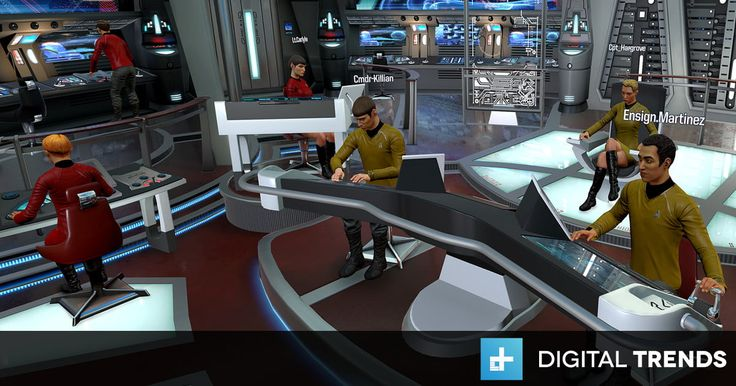 HTC to bundle 'Star Trek: Bridge Crew' with its Vive VR headset through June