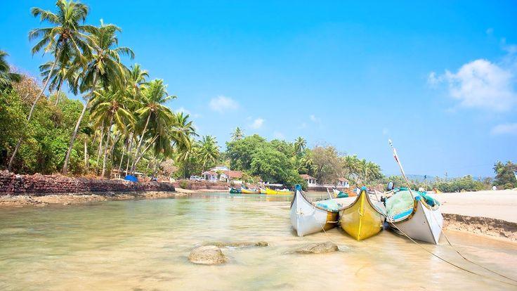 nice Лучшие пляжи на Гоа: фото 10 самых потрясающих мест на юго-западе Индии