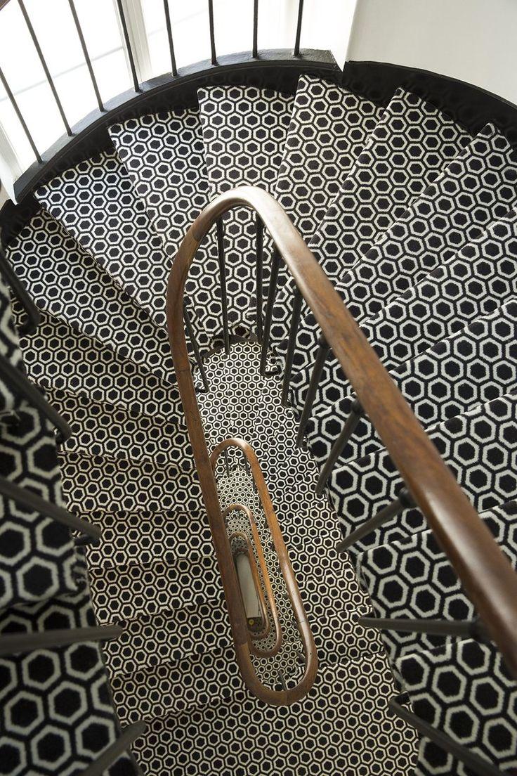 Kaleidoscopic Stairs