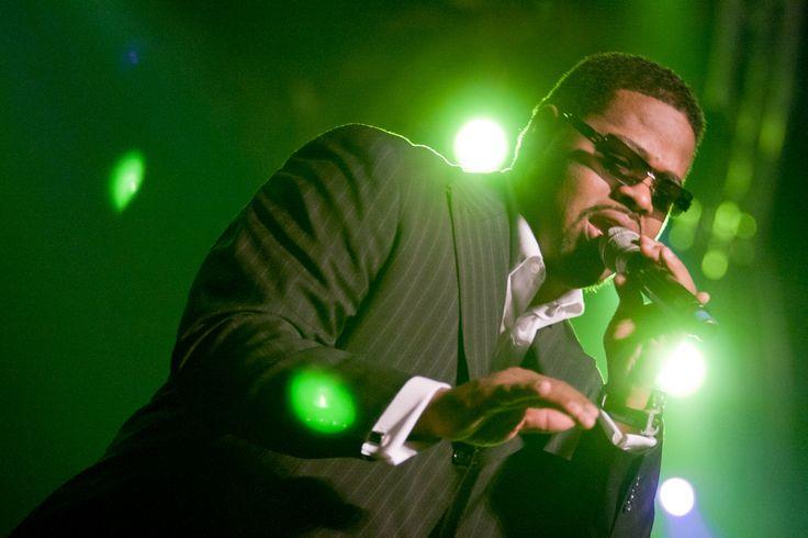 Boyz2Men soul singer