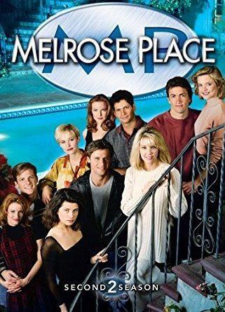 Heather Locklear & Andrew Shue & Barbara Amato & Bethany Rooney-Melrose Place: Season 2