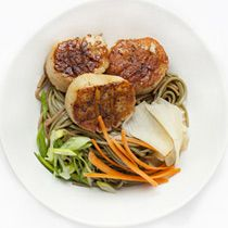Monica Pope's versatile soba dish is a mix-and-matcher's dream.