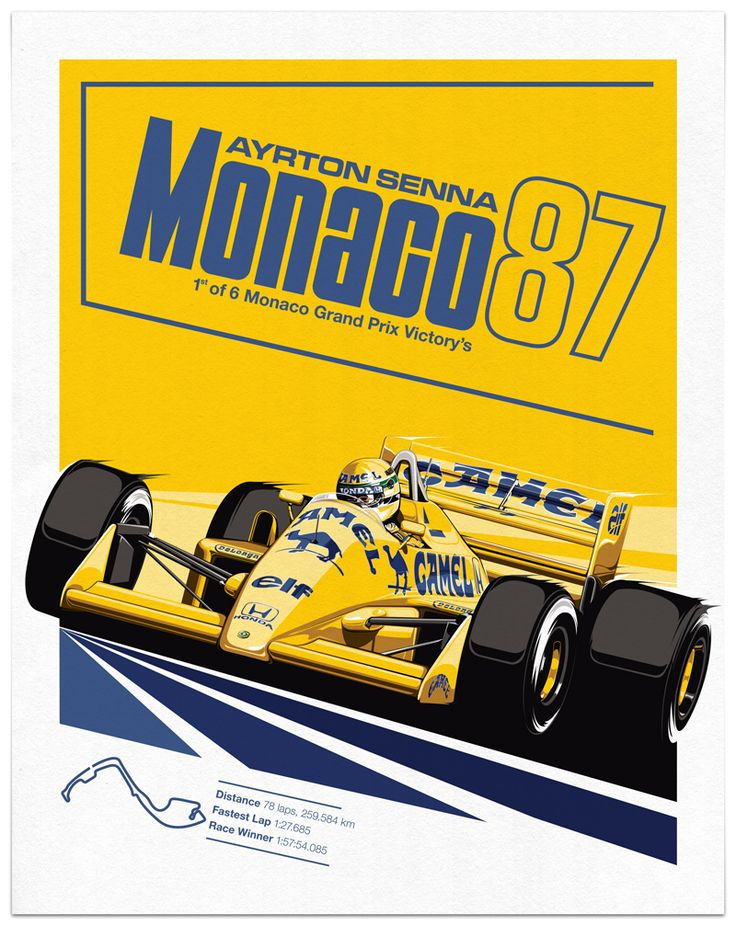In 1987 Ayrton Senna won his first Monaco Grand Prix, whilst driving the Lotus…
