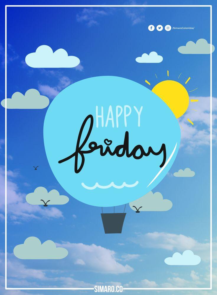 Feliz Viernes. Excelente Fin de Semana. Simaro Colombia #SimaroColombia #SimaroCo #Friday #Viernes #FinDeSemana #Weekend #LoEncontramosPorTi #WeFindItForYou #SimaroCo 🇨🇴️ #SimaroMx ️🇲🇽 #SimaroBr 🇧🇷️  #Promo #Novedades #Compras #Regalos #Ofertas #Sale #Promociones #Virtual #ComercioElectronico #Envios #Delivery #CompraOnline