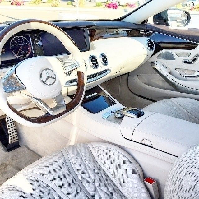 Mercedes Benz S65 AMG Coupe
