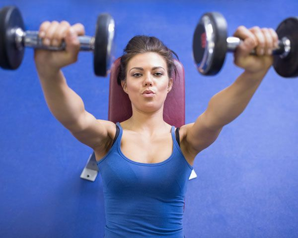 Ready to own the weight room? Begin with these 7 weight-lifting tips for newbies: http://www.womenshealthmag.com/fitness/strength-training?cm_mmc=Pinterest-_-womenshealth-_-content-fitness-_-tipsforweightliftingnewbies