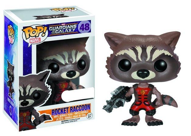 Guardians of the Galaxy - Rocket (Ravager) Pop! Vinyl Figure