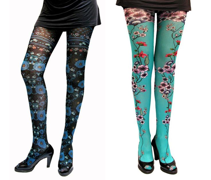 The ones on the right. If only I had the legs to wear something short enough to show them off!