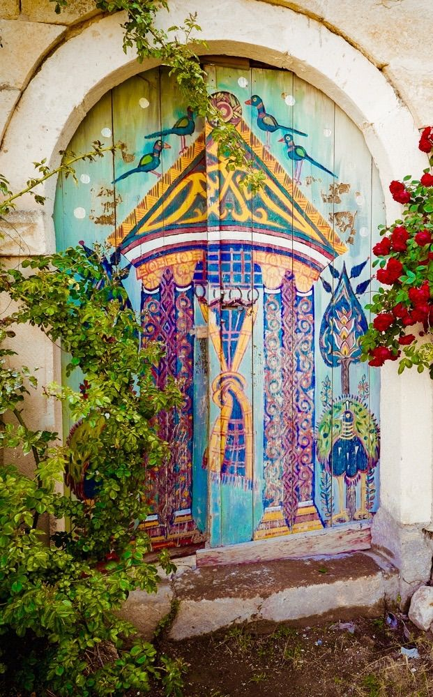 Turkey.. my obsession with doors and entrances is growing rapidly since I joined Pinterest!!