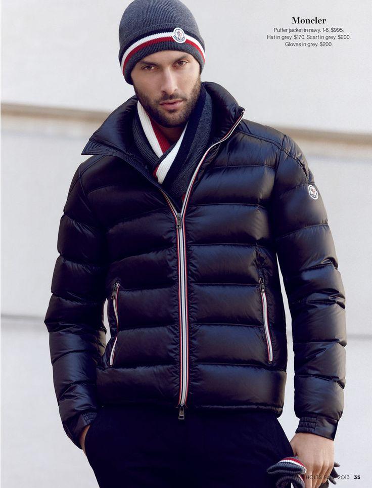 mens moncler puffer jacket -