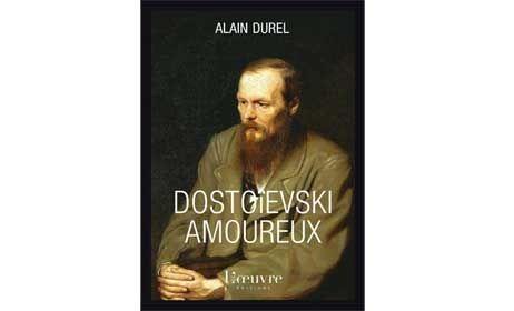 """L'amour demeure une énigme. C'est ce que rappelle l'écrivain et philosophe Alain Durel dans une biographie amoureuse de Dostoïevski, l'auteur de chefs-d'œuvre comme """"Crime et châtiment"""", """"Le Joueur"""", """"'Idiot"""" ou """"Les frères Karamazov"""". Un nouveau regard sur le génial écrivain russe. #franceinfo #dostoievski"""