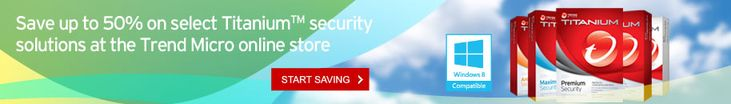 Save up to 50% on select Titanium™ security solutions