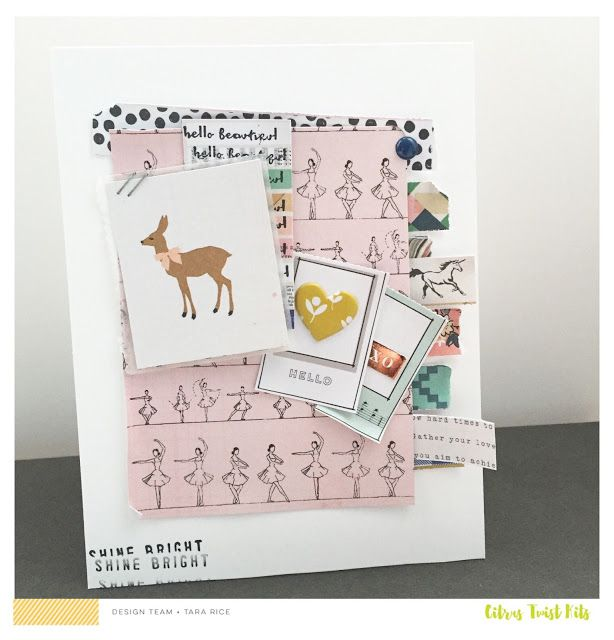 Citrus Twist Kits: Card Making with Tara Rice