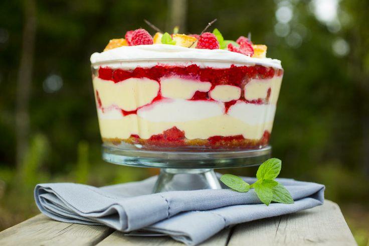 Trifle - Godt.no - Finn noe godt å spise