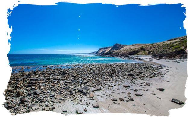 Second Valley Beach, Fleurieu Peninsula