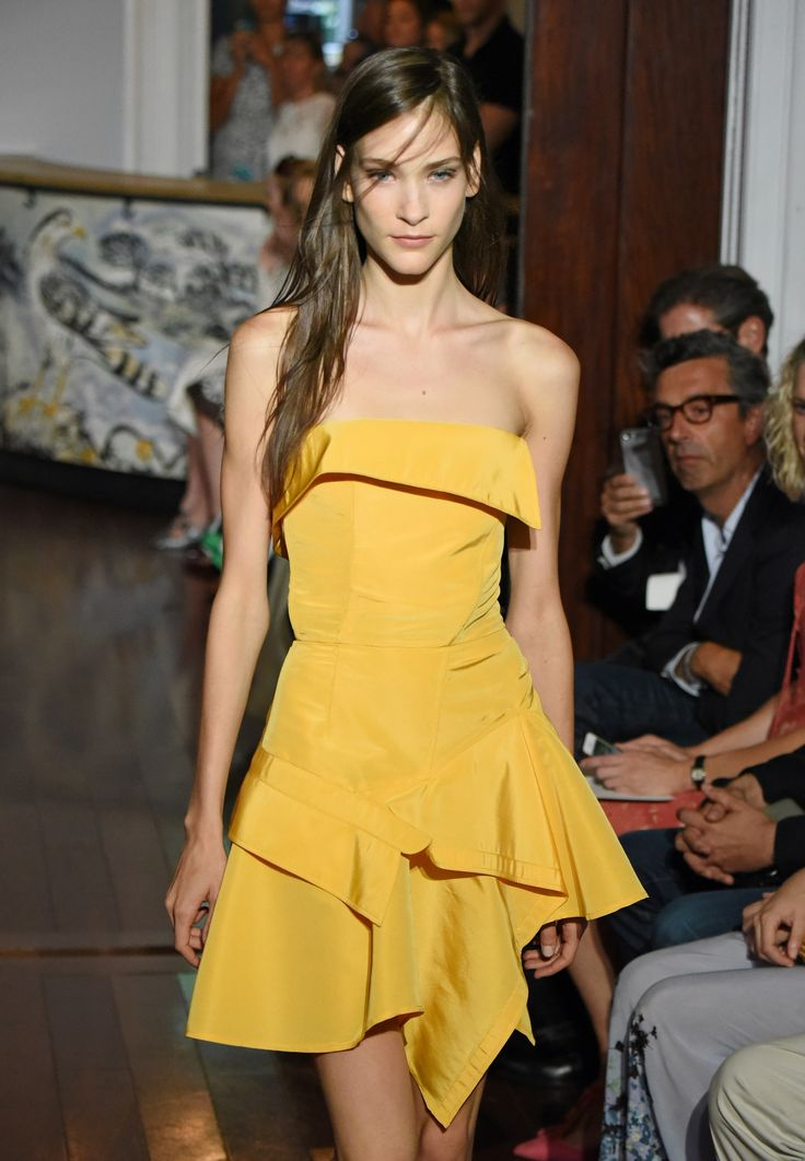 Monse Spring 2016 Ready-to-Wear Fashion Show