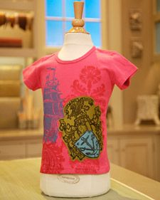 Block-Printing T-shirts | Step-by-Step | DIY Craft How To's and Instructions| Martha Stewart