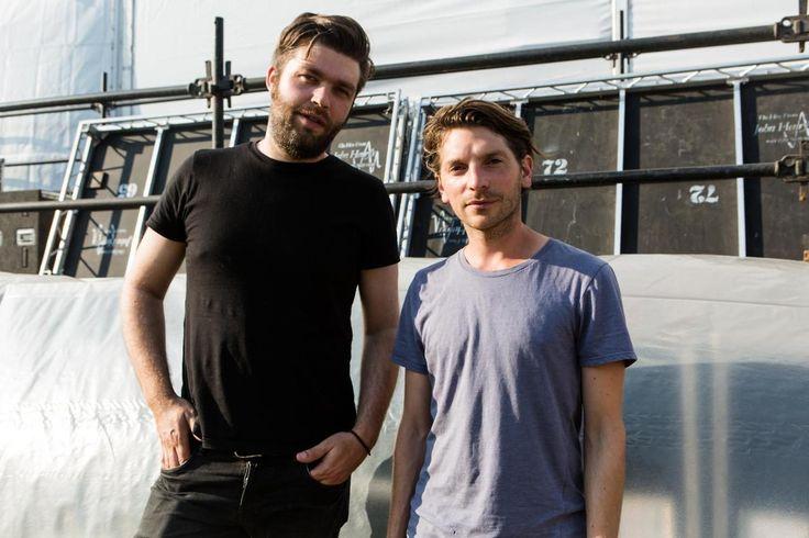 Ed Lay & Justin Lockey - Latitude Festival 2014