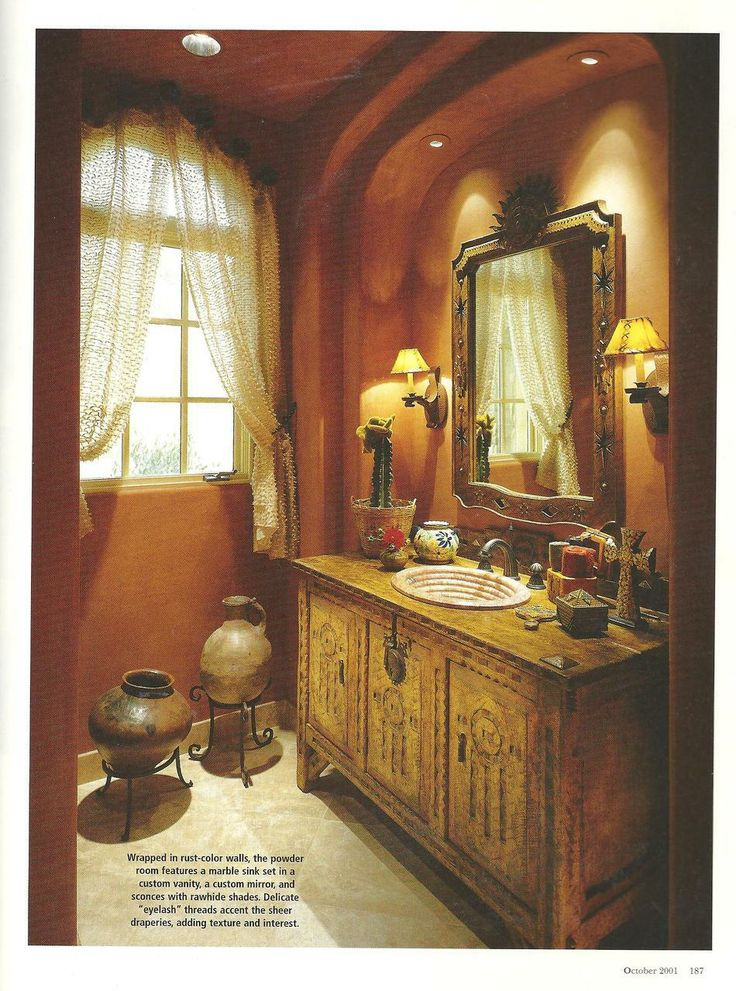 Rustic Spanish bedrooms | share