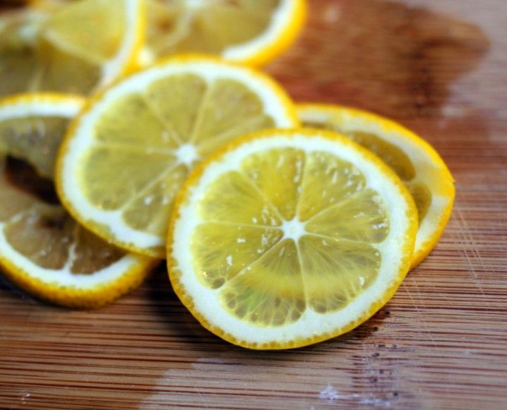 The Simplest Health Tip Ever: Lemon Water