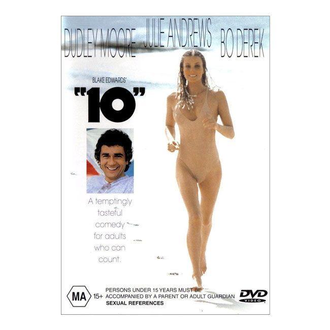 10 DVD Brand New Region 4 Aust. - Dudley Moore, Bo Derek