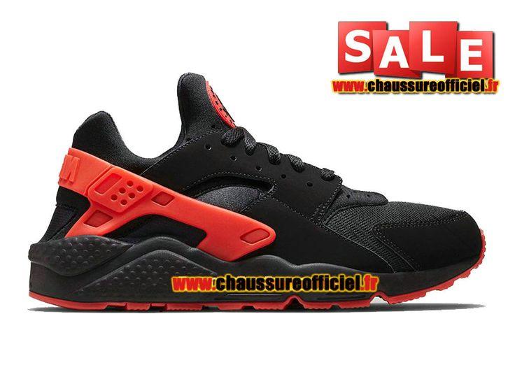 Enfant Noir, Femme Enfant, Homme Noir, Chaussure Nike, Noir Rouge, Wmns Air, Nike Air Huarache, Wmns Nike, Gs Love
