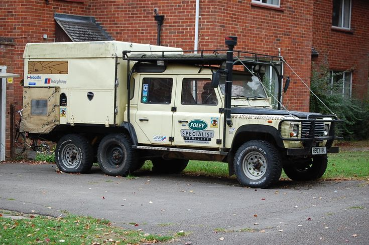 54 best Land Rover Defender Modifications images on ...