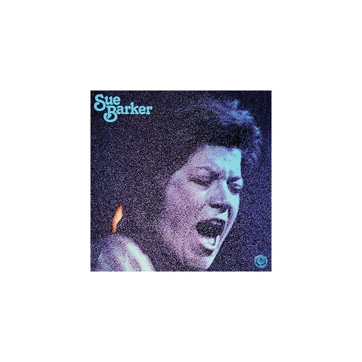 Sue Barker - Sue Barker (CD)
