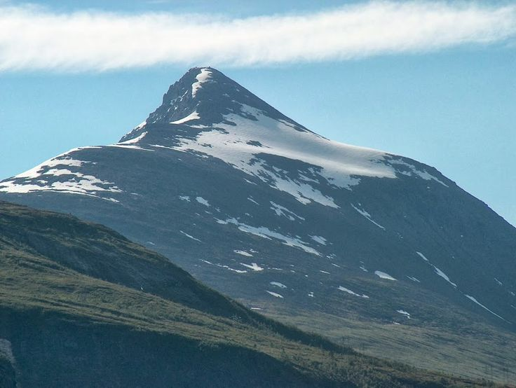 Beautiful view of Sunndalsøra in Møre og Romsdal, Norway #sunndalsore #norway