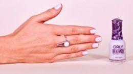 Нежные оттенки влагопроницаемого дышащего лака Orly Breathable для мусульманок и девушек с проблемными ногтями