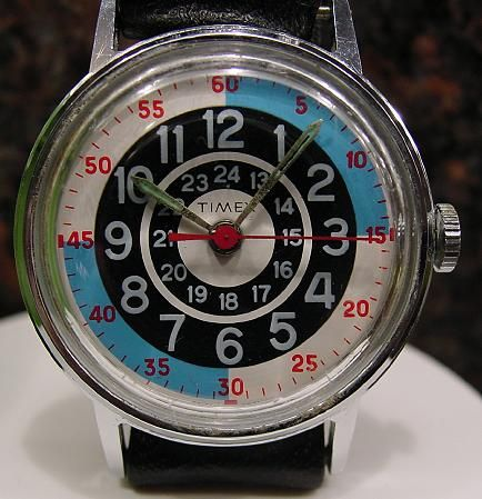 1971 Timex Sprite ~ takes a lickin and keeps on tickin!
