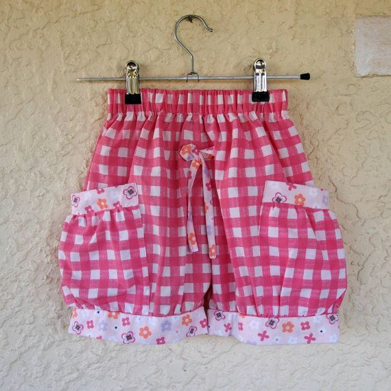 Hey, I found this really awesome Etsy listing at https://www.etsy.com/listing/227894935/bubble-shorts-size-s-4-5-pretty-in-pink