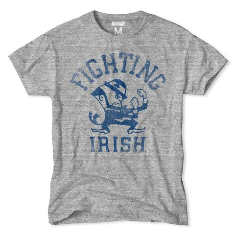 34 best images about notre dame fighting irish on for Notre dame tee shirts