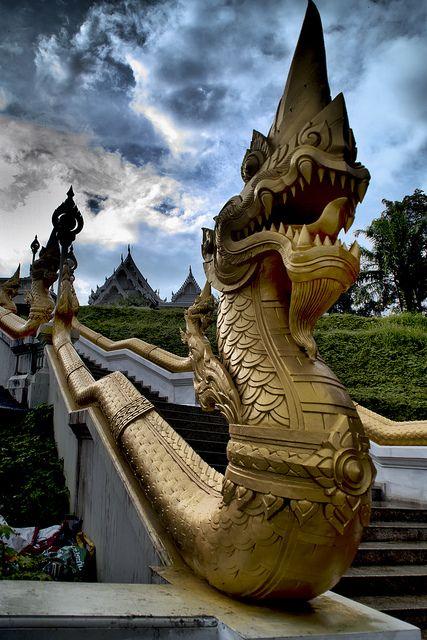 Wat Kaew - Krabi, Thailand.