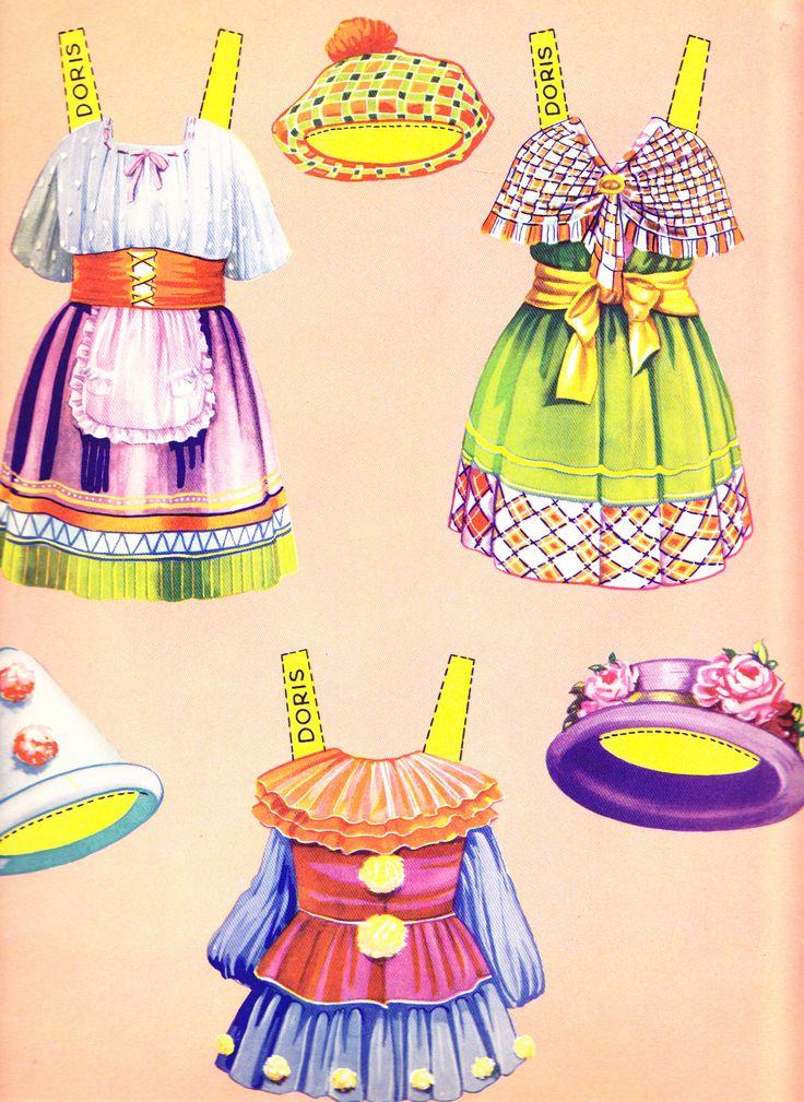 Doris's Clothes, Party Time, Birn Bros.