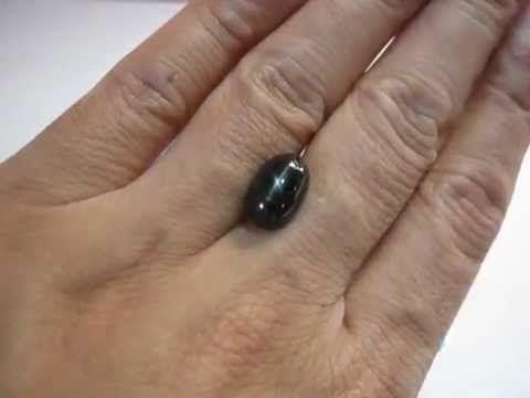Natural Star Diopside 5.21 carat