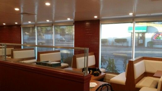 Roller shades by jt blinds