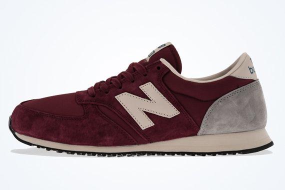 New Balance 420 - Burgundy - Grey - SneakerNews.com | New balance ...