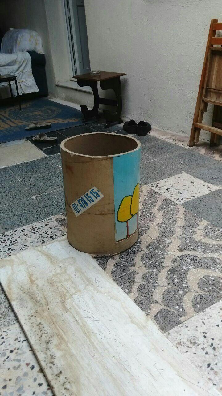 Puff stool