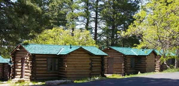Grand Canyon Lodge North Rim - Pioneer Cabins (rim side - $189)