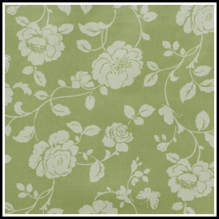 Oilcloth Patterns, Meadow Sage, PC120