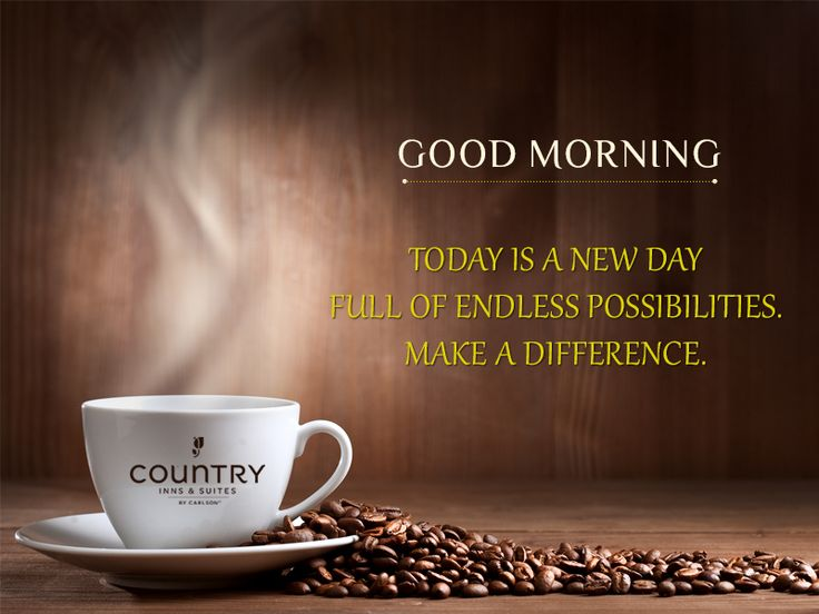 Start Your Day with a Cup of Coffee! Have Great Day #CountryInnAhmedabad
