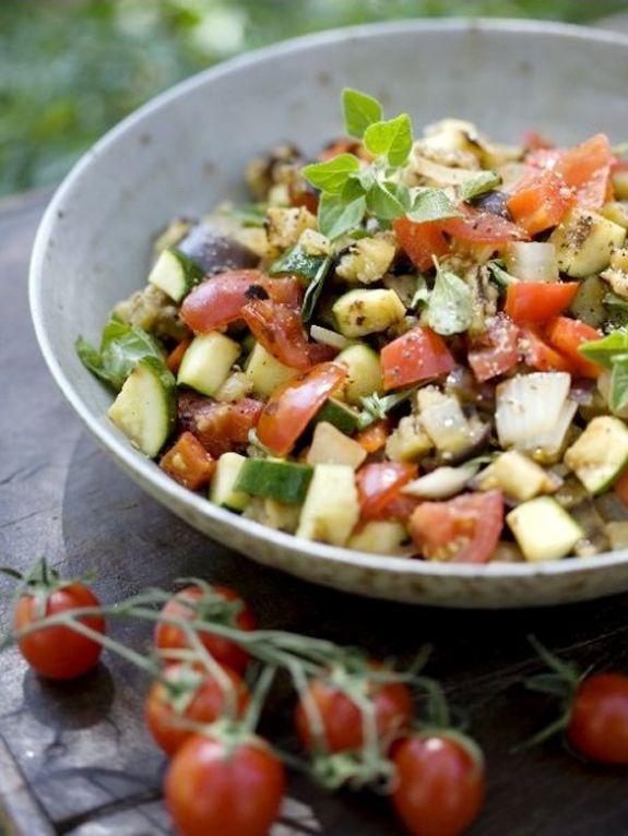5 summer salad recipes