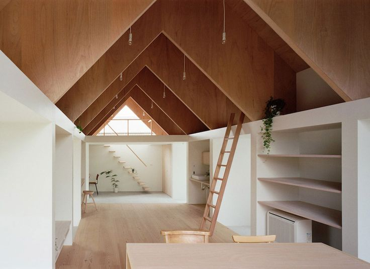 Interior from KOYA NO SUMIKA BY MA-STYLE ARCHITECTS // SHIZOUKA, JAPAN.
