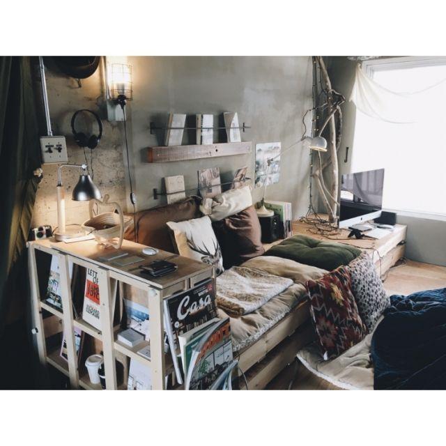 College Apartment Living Room Decor